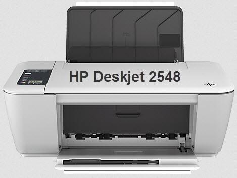 HP Deskjet 2548 driver