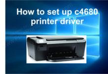 c4680 set up guide