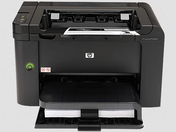 HP LaserJet Pro P1606dn printer image