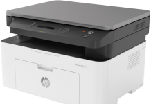 hp laser 136a printer pic