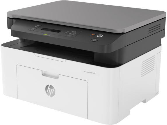 hp laser 136a printer pic
