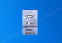 Scanner shortcut created