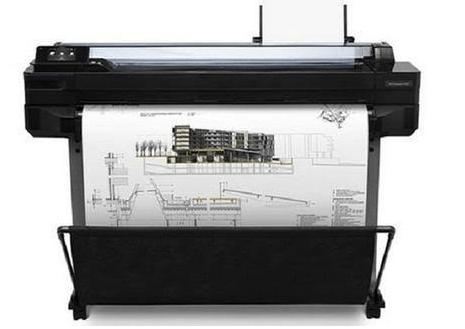 HP Designjet 500 plotter