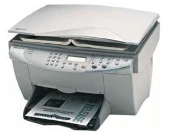HP OfficeJet G55 printer