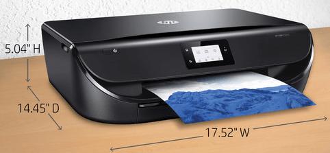 HP 5055 Design