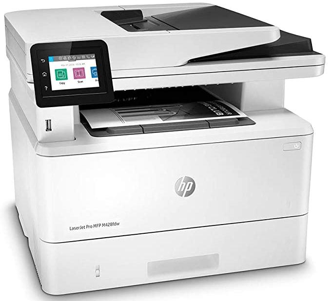HP LaserJet Pro M428fdw Review