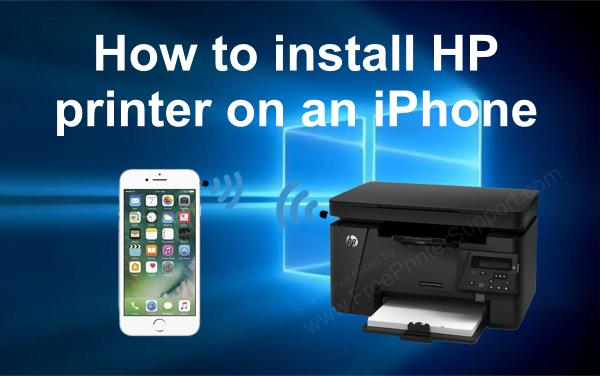install hp printer on iphone thumbnail