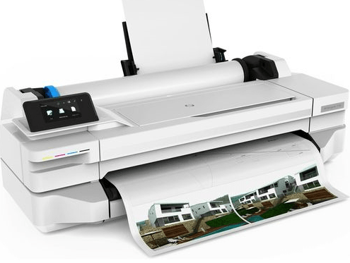 HP DesignJet T100 Plotter Image