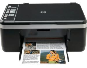 HP DeskJet F4100