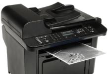 HP LaserJet 1536dnf