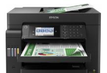 Epson EcoTank L15150 printer review