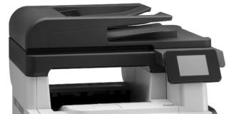HP LaserJet Pro MFP M521dn Driver