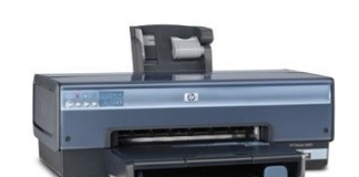 HP DESKJET 6843 Printer Driver