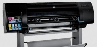HP Designjet z6100 PS Printer