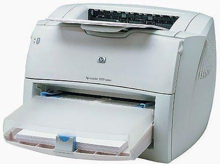 HP Laserjet 1200 Series Driver