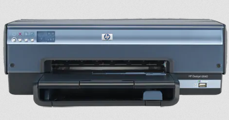 HP deskjet 6840 printer