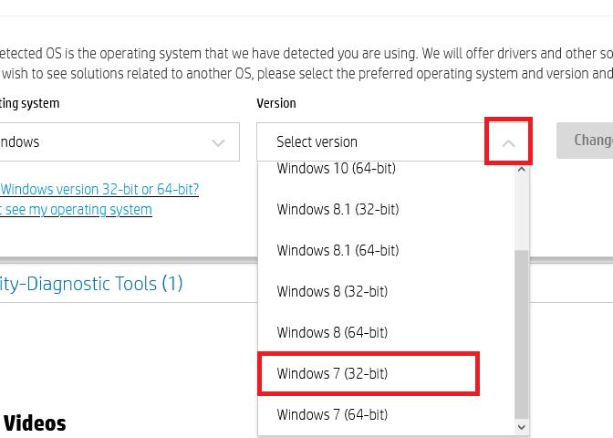 windows 7 32bit