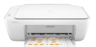 HP DeskJet 2336 software