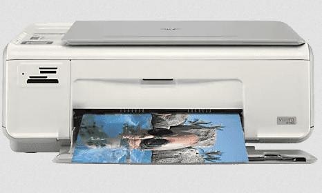 HP Photosmart C4205