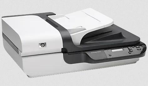 HP Scanjet N6310 Scanner Driver