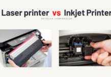 Laser vs Inkjet printer