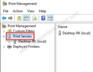 click-on-print-server