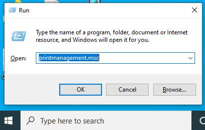 open-print-management