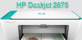hp deskjet 2675 driver
