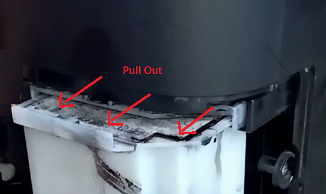 pull out box
