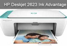 HP DeskJet 2623 printer