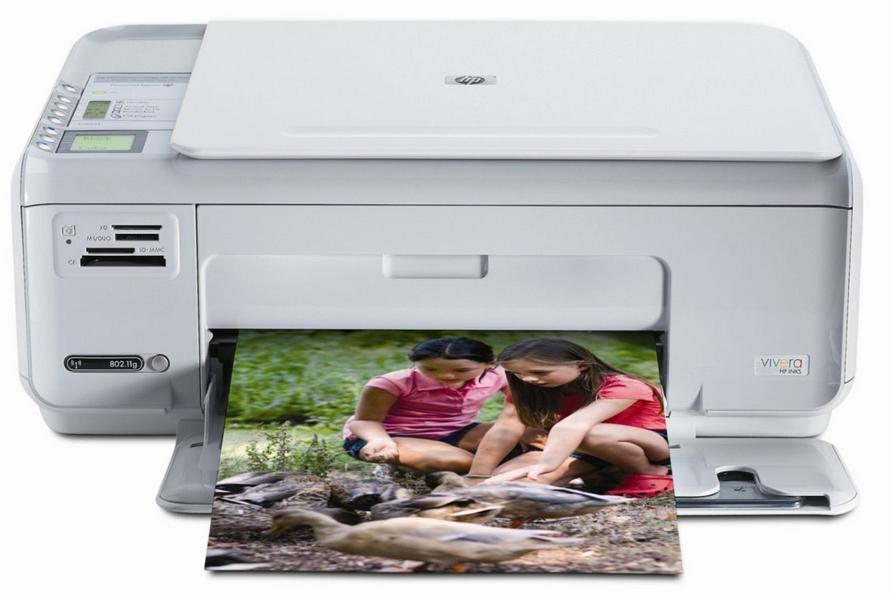 HP Photosmart c4272 printer driver