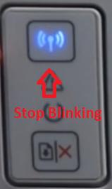 stop blink