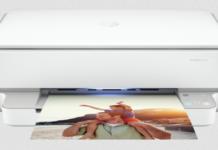 HP Envy 6022 software