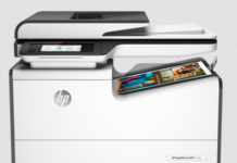 HP PageWide Pro 577dw series