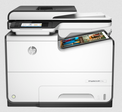 HP PageWide Pro 577dw software