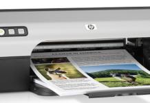 HP deskjet D2430 Printer Driver