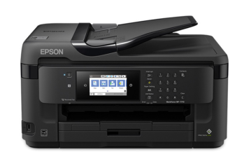 Epson WorkForce WF-7710 review