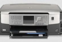 HP Photosmart C7185 Driver