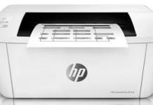 HP LaserJet Pro M15w Driver